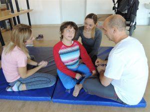 Edukacijsko –rehabilitacijski program za djecu s teškoćama u razvoju i njihovih roditelja.