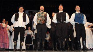 Folklorni ansambl Koprivnica 12. 11. 2017 u Domoljubu po 36. puta zaredom čestitao rođendan Gradu Koprivnici.