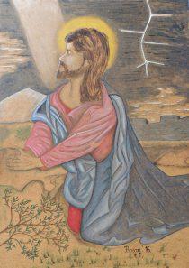 Isus na Maslenskoj gori