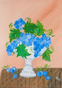 Grožđe u vazi
