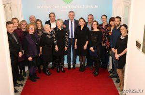 Podravska banka u suradnji sa Županijom uručila donacije