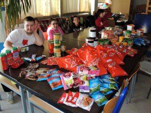 Podravkina donacija u organizaciji Podravkine udruge volontera Puls