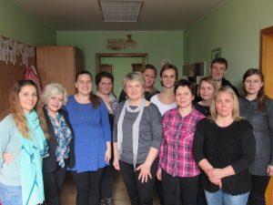 Partneri u projektu osobne asistencije osobama s intelektualnim teškoćam
