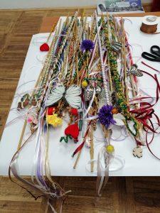 Čarobni štapići za Latice