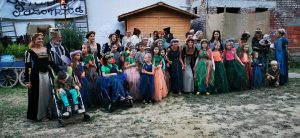 Humanitarna revija – otvorenje Renesansnog festivala