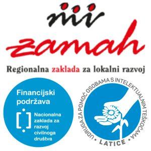 """Uspiješna suradnja Udruge """"Latice"""" i Regionalne zaklade za lokalni razvoj Zamah"""