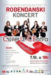 Humanitarni koncert za Udruge Latice, Maslačk i Mali princ