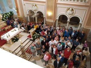 Hodočašće na Svetište Marije Bistrice