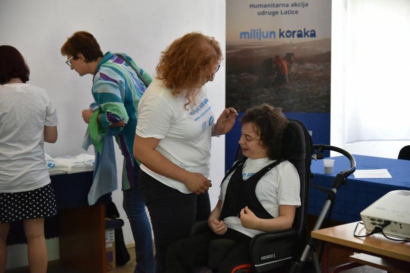 Završena humanitarna akcija Milijun koraka