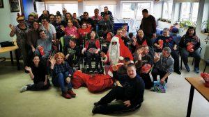 Djed Mraz u Laticama