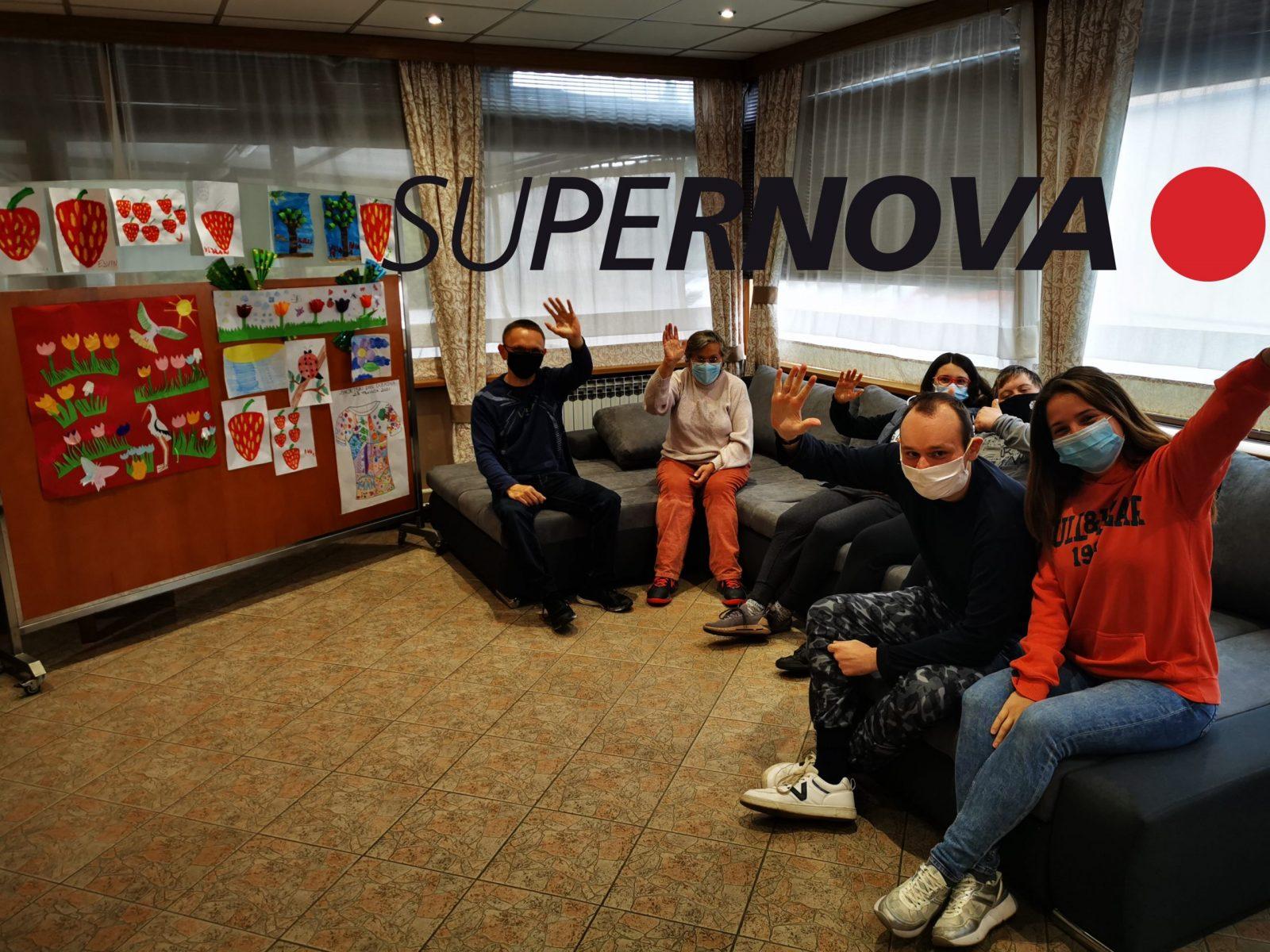 Poklon bonom TC Supernove Koprivnica kupljena sjedeća garnitura